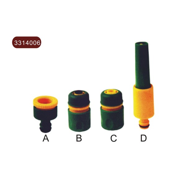 5pcs hose nozzle set