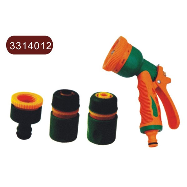 4 pcs hose nozzle set