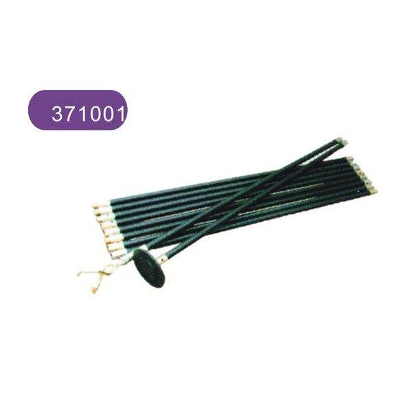 15pcs drain rod set