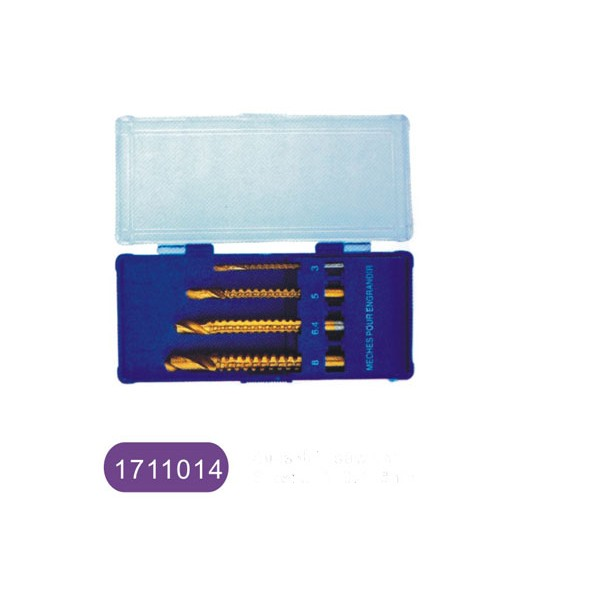 """4pcs drill saw set """