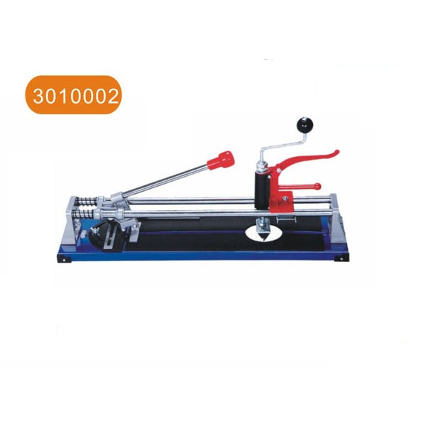 """Tile cutter with angle ruler, light duty """