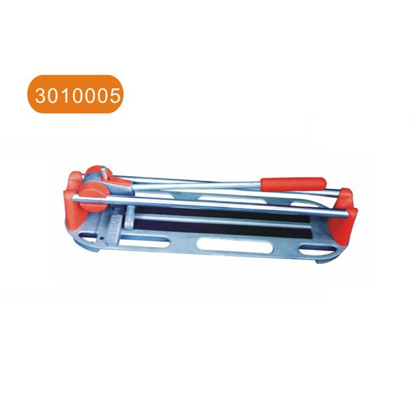 """Tile cutter with ruler """