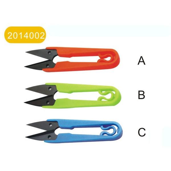 """""""Scissors, plastic handle """""""
