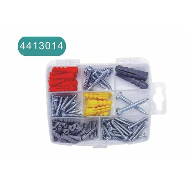 100pcs screw set