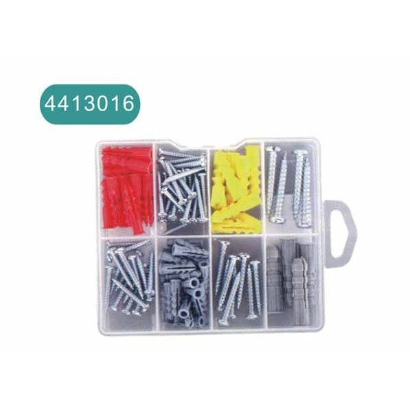 104pcs screw set