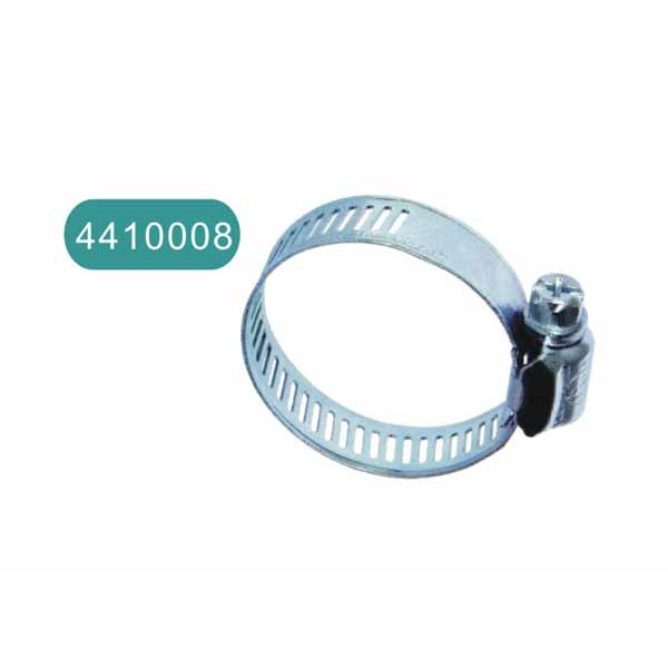 Big American type hose clamp
