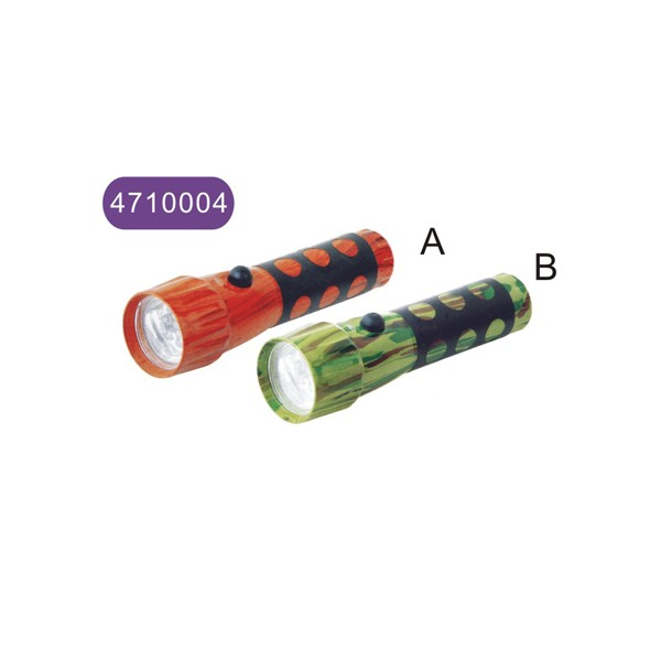 Colorful LED torch